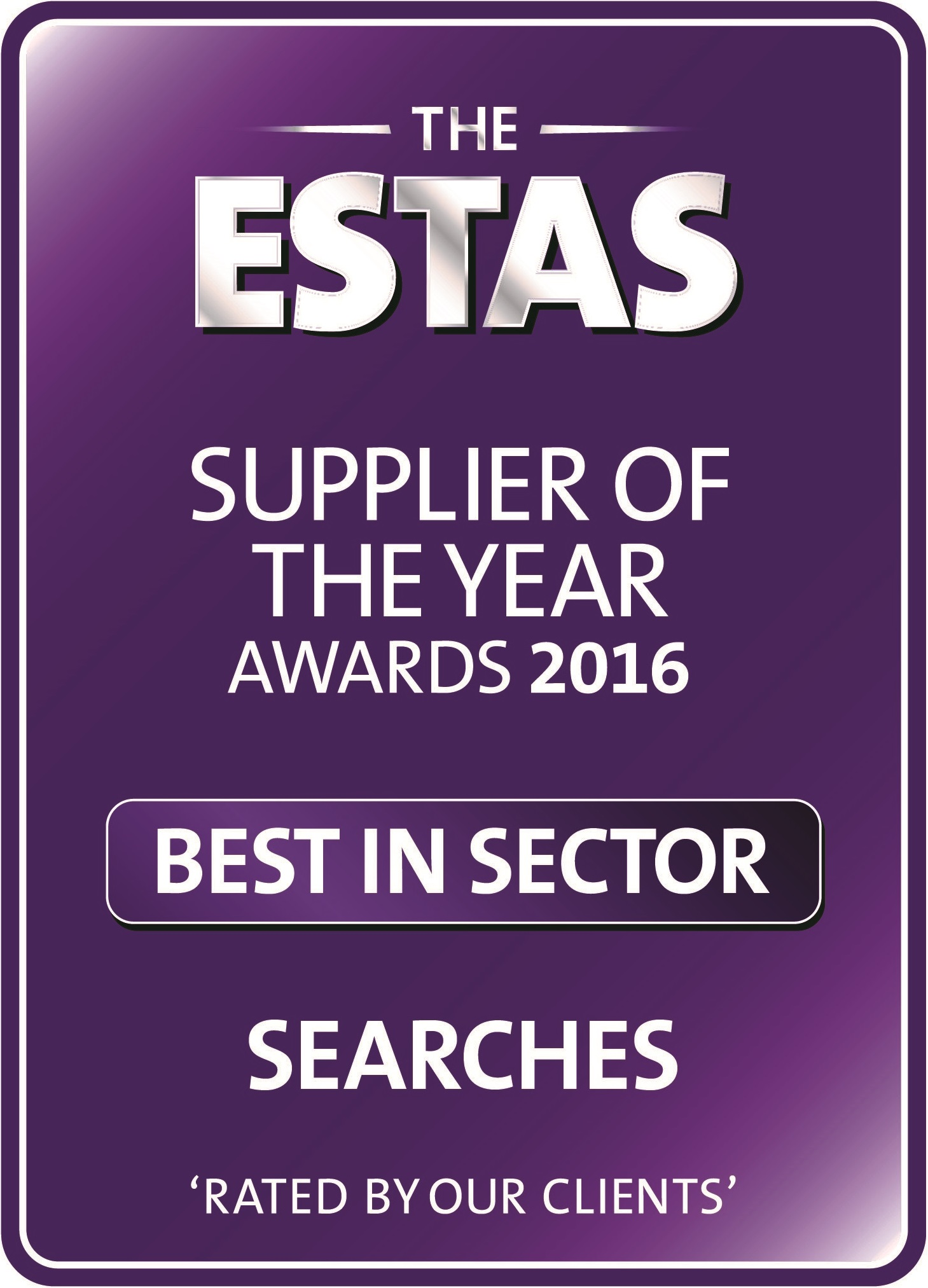 The ESTAS - Best in Searches 2016