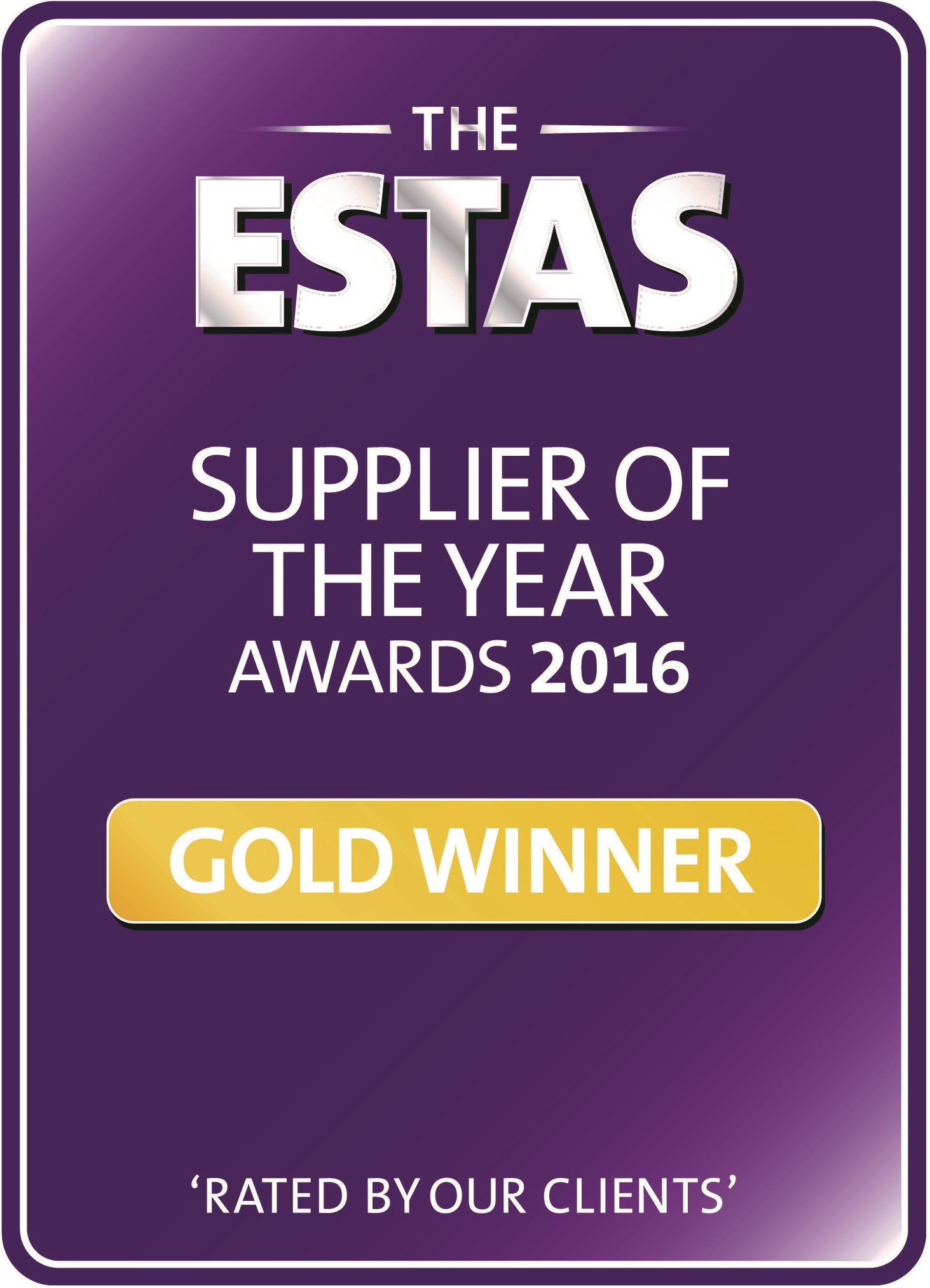 The ESTAS - Best Overall 2016